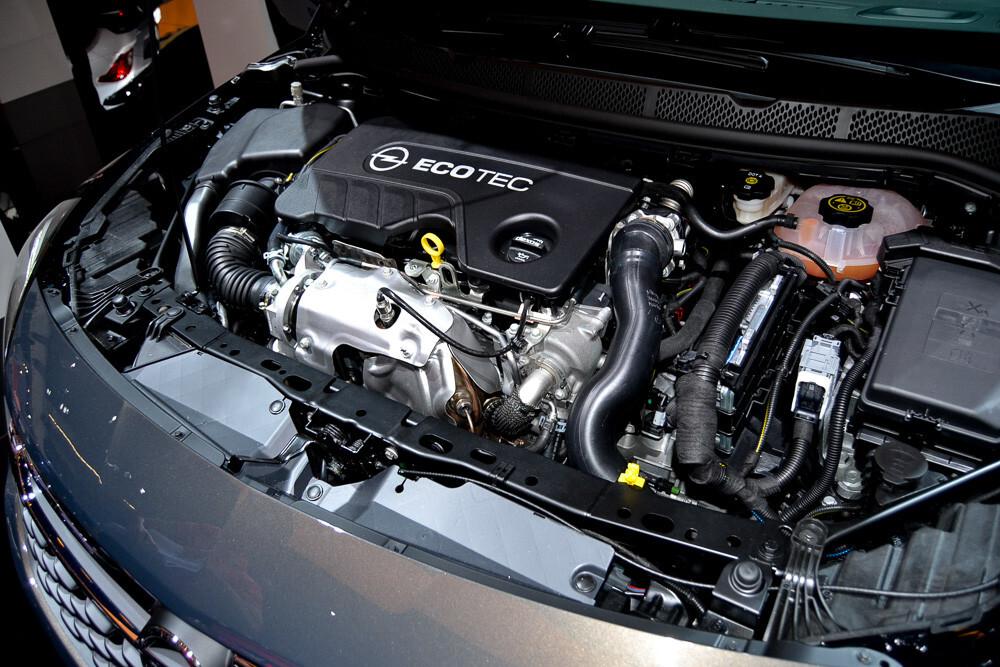 новый двигатель опель астра a16snt 200л