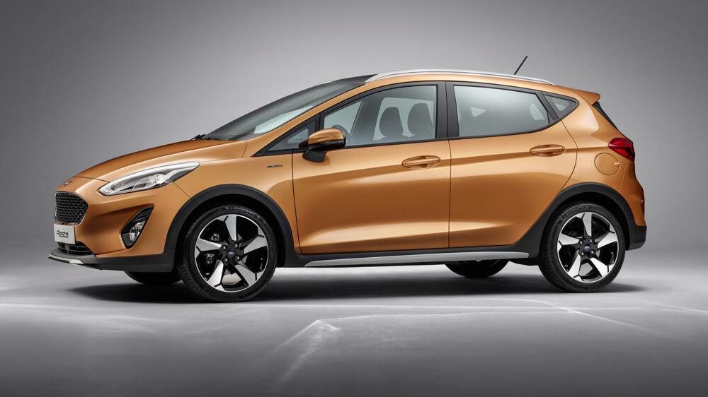 Форд обстоятельно сказал про двигатели иоснащение новейшей Fiesta