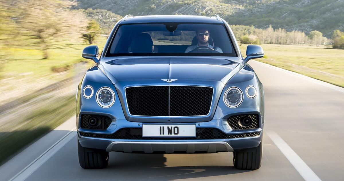 Вместо маленькой «Бентайги» Bentley выпустит очень большую