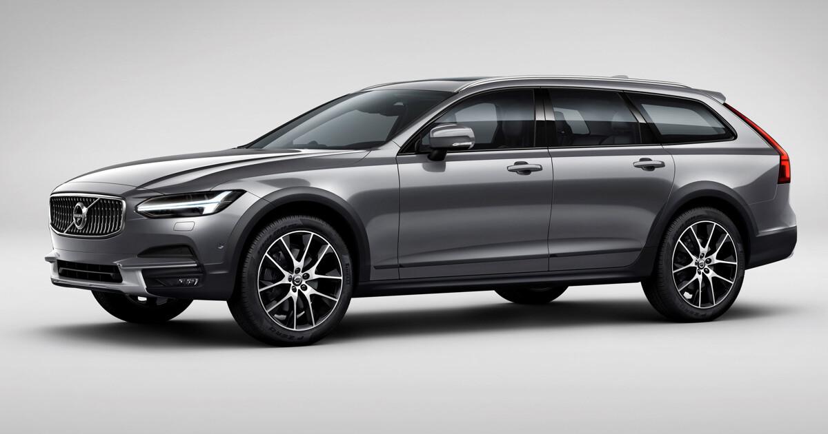 «Внедорожная» версия флагманского Volvo: объявлены цены