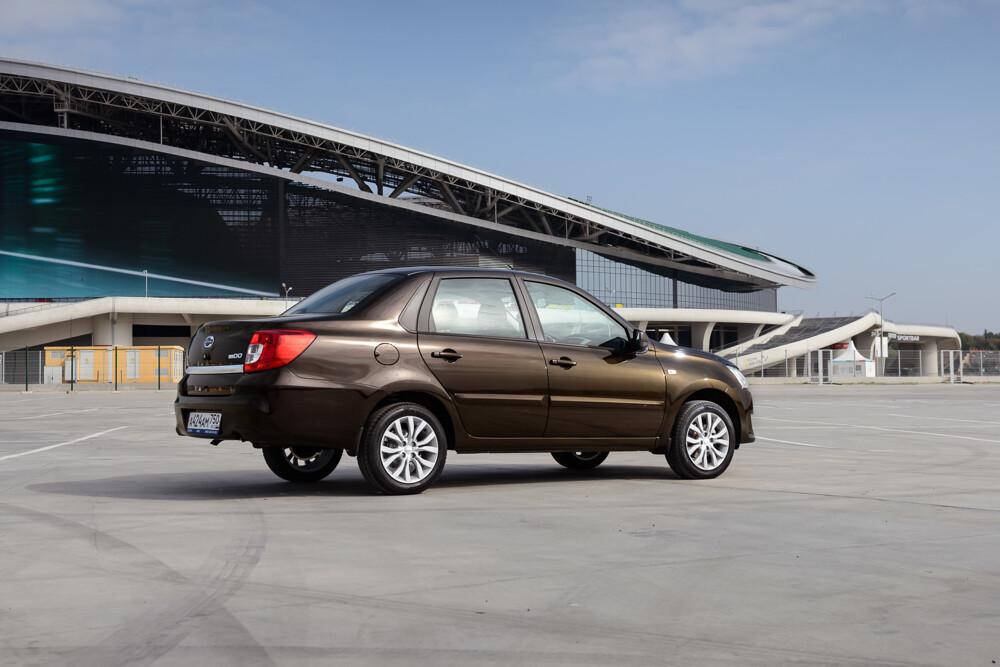 Продажи Datsun on-DO сАКПП стартуют через месяц