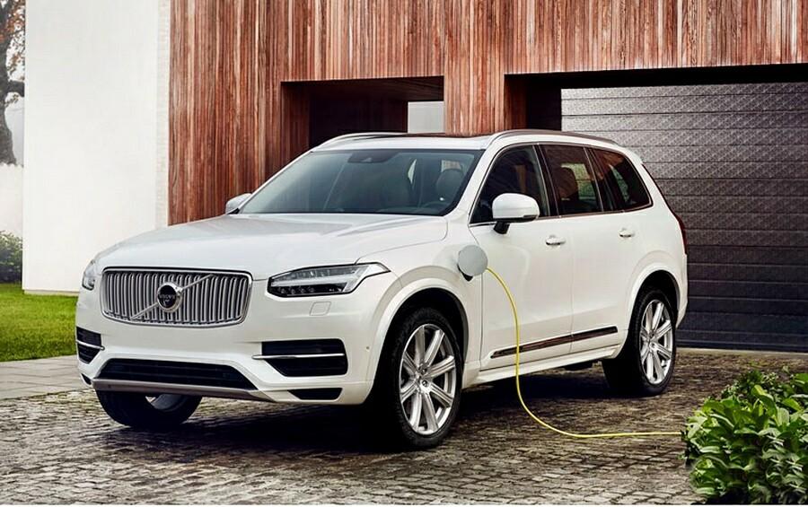 Вольво выпустит свой 1-ый электромобиль в 2019-ом