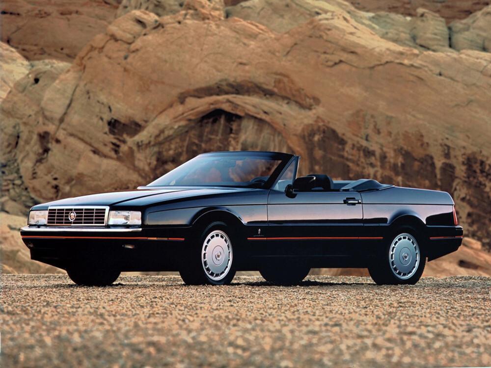 Автосалон вКанаде продаёт кадилак 1993 года снулевым пробегом