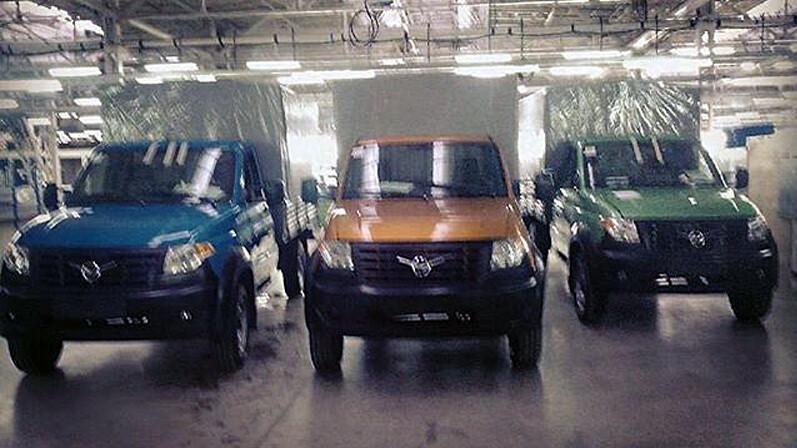 НаУльяновском автомобильном заводе сделали конкурента «Газели»
