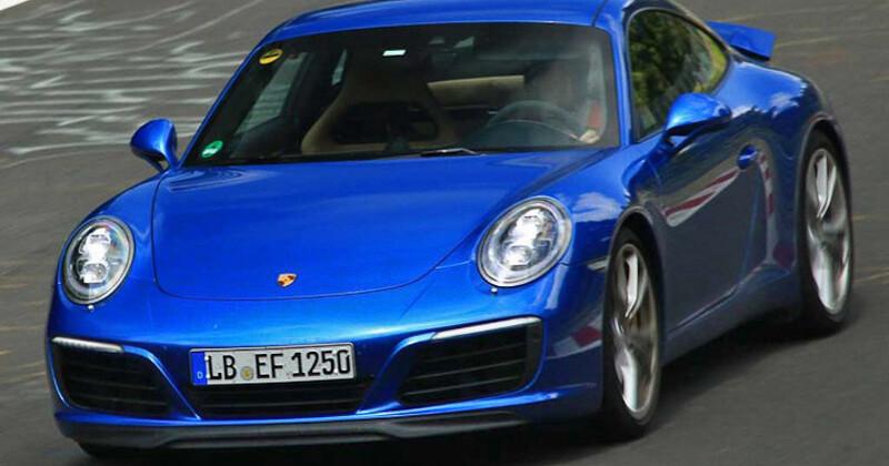 Porsche отзовет в России автомобили из-за угрозы утечки топлива