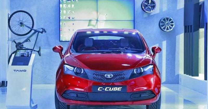 Индийская Tata показала новый компактный хэтчбек