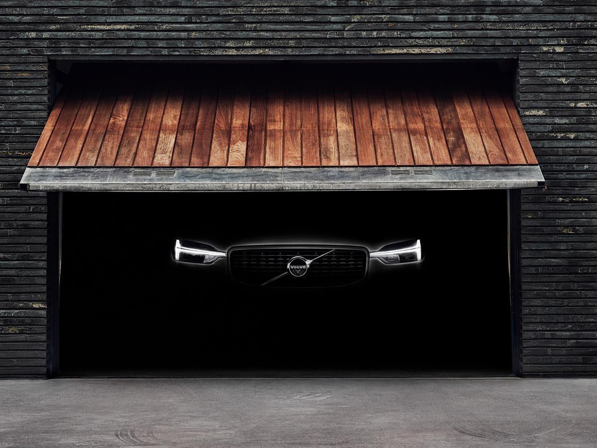 Volvo показала тизер нового кроссовера XC60