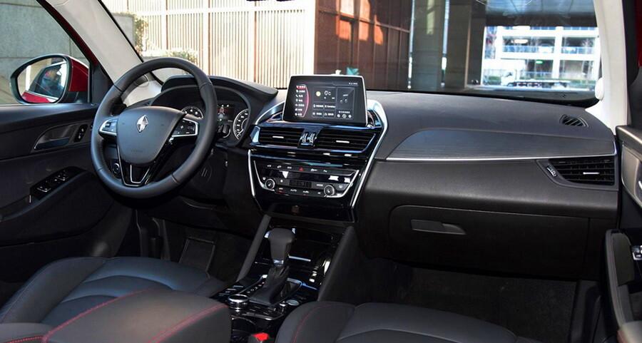 Продажи Borgward BX5 в«Поднебесной»  начнутся 24марта