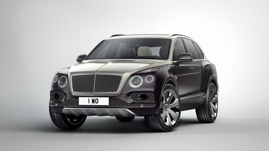 Bentley Bentayaga обзаведется ещё более роскошной версией Mulliner