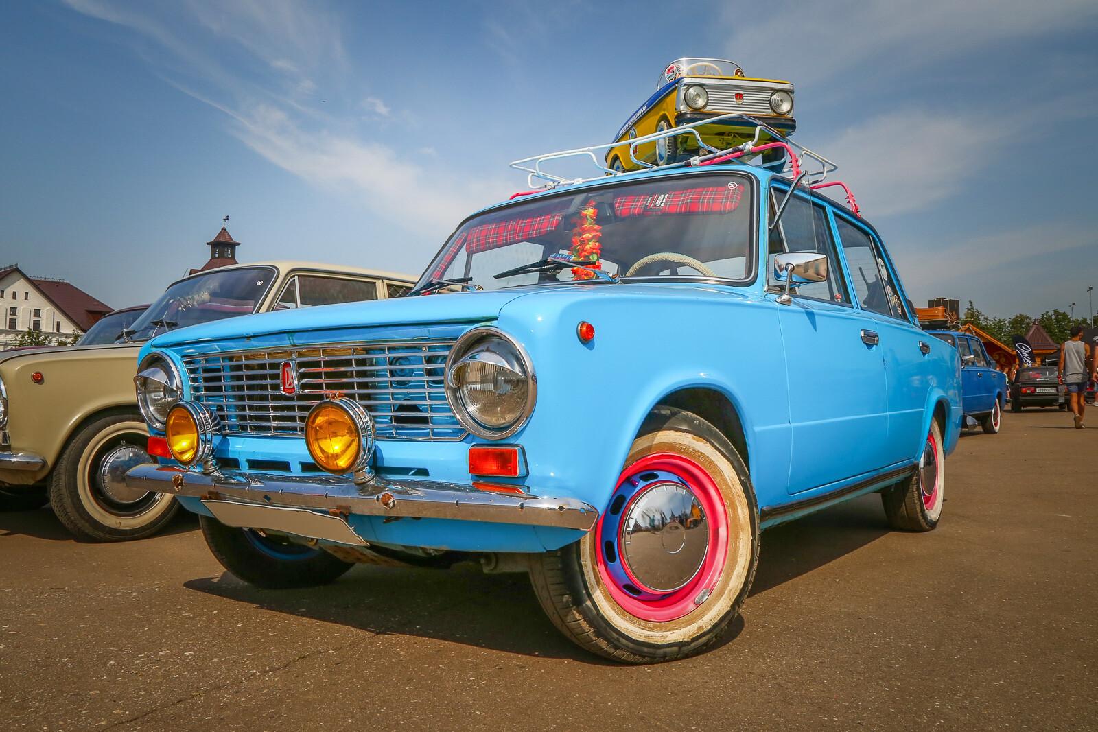 полтавский фотографии машин жигули менее коллекции