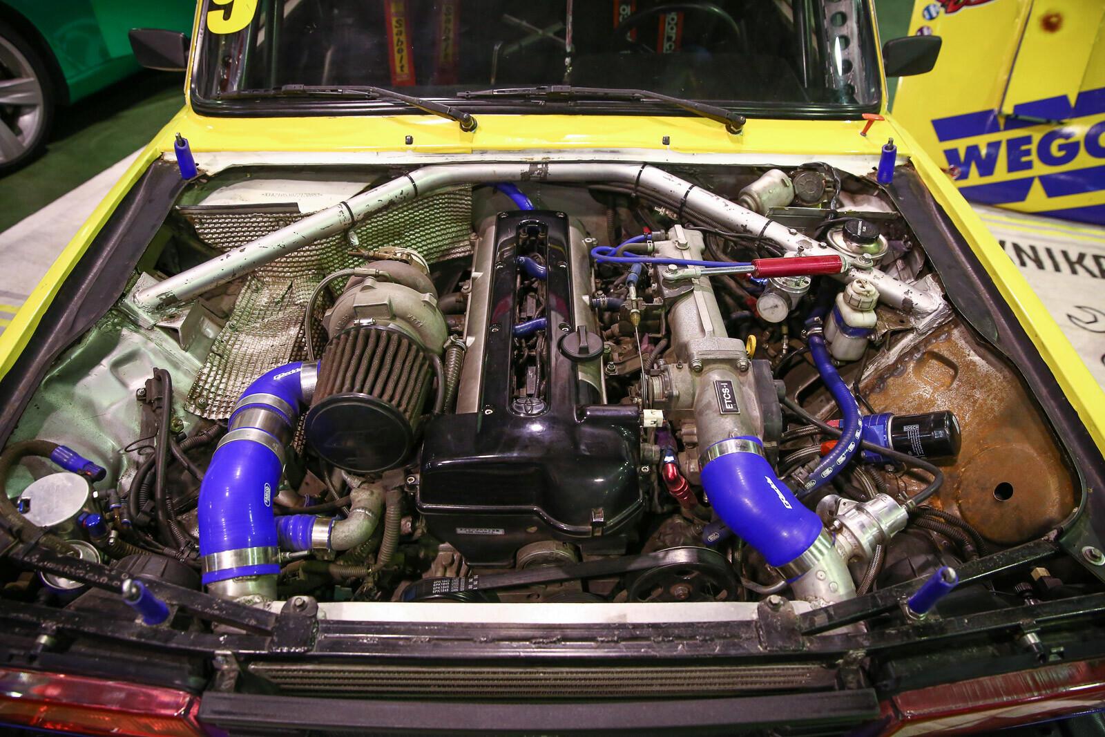 двигатель toyota для дрифта