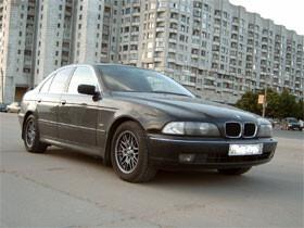 bmw 5 39 кузов 1999