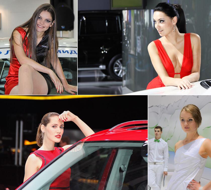 Работа в москве девушке в автосалон автосалон в москве блюфиш авто бу