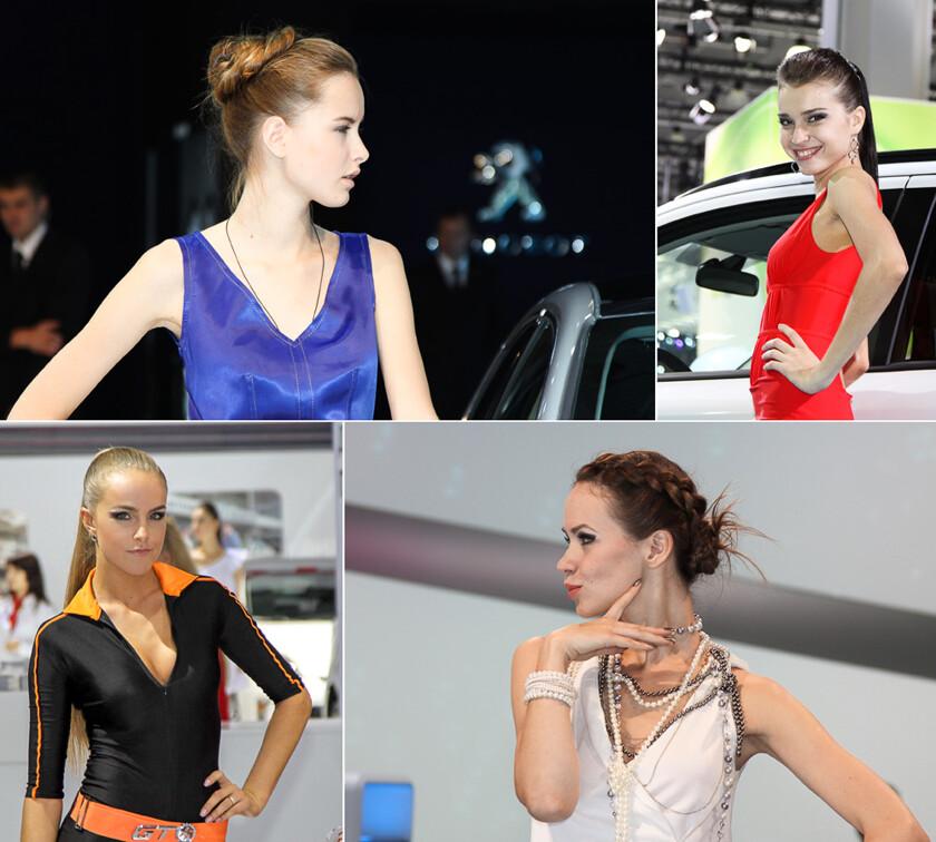 Работа в москве в автосалонах для девушек работа мужчин моделей