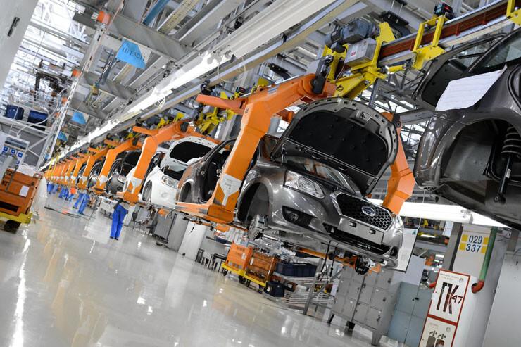 Кто работает на конвейере по сборке автомобилей полтавский элеватор краснодарский край