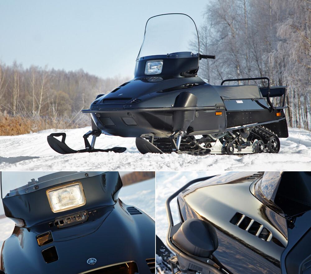 Yamaha viking 540 или wt550