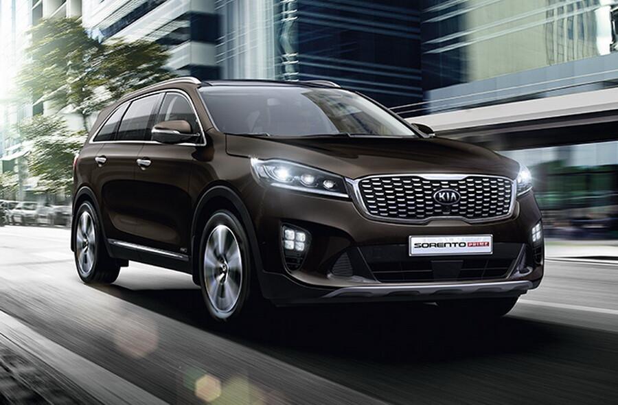 Рублевые цены Кия Sorento Prime порадуют любителей автомобилей
