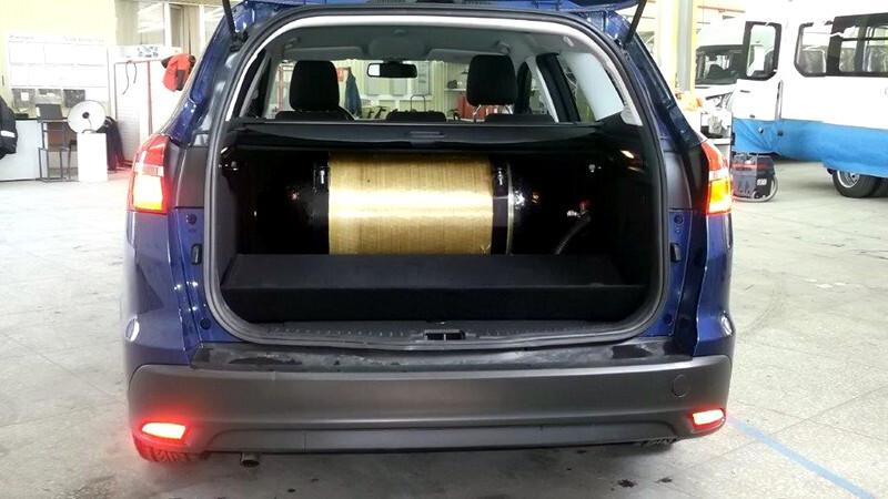 Появился 1-ый снимок нового Форд Focus без камуфляжной защиты