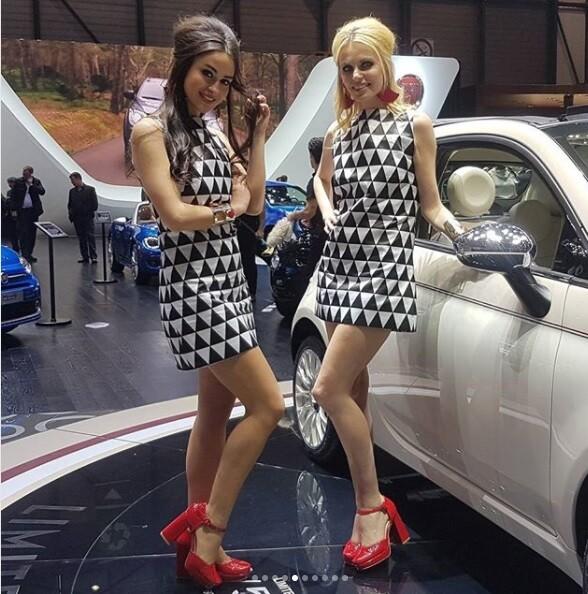 Женевский автосалон лишился девушек-моделей— Времена изменились