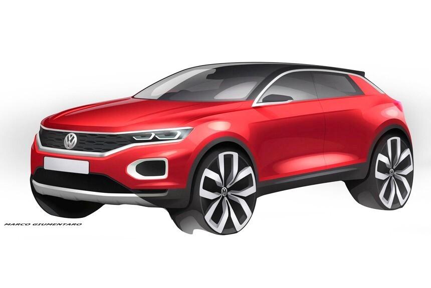 VW будет выпускать в РФ новый «народный кроссовер»