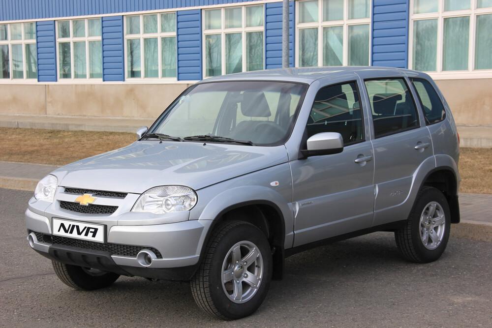 Из-за нехватки комплектующих «GM-АВТОВАЗ» остановил производство Шевроле Niva