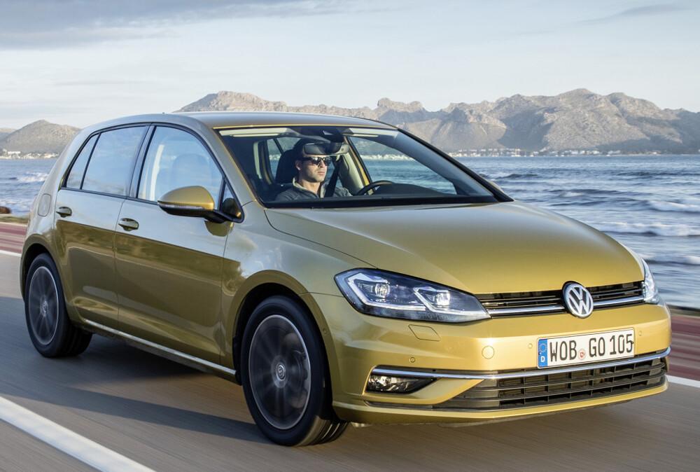 Volkswagen Golf возвращается нароссийский рынок
