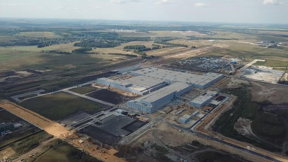 Haval сказала  озавершении строительства нового завода вРоссии