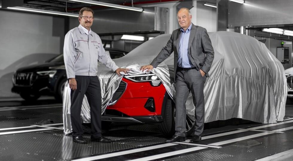 271061 e14b1510771b9538442536ea20e9d94f - Audi начала производство абсолютно новой модели