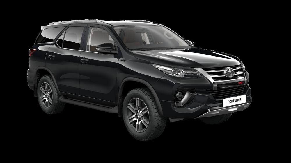 Кроссовер Тойота Fortuner вTRD-версии стал доступен в Российской Федерации