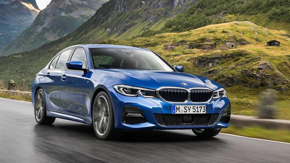 1000x0 - Новая BMW 3-й серии: М-пакет уже в базе (только для России)