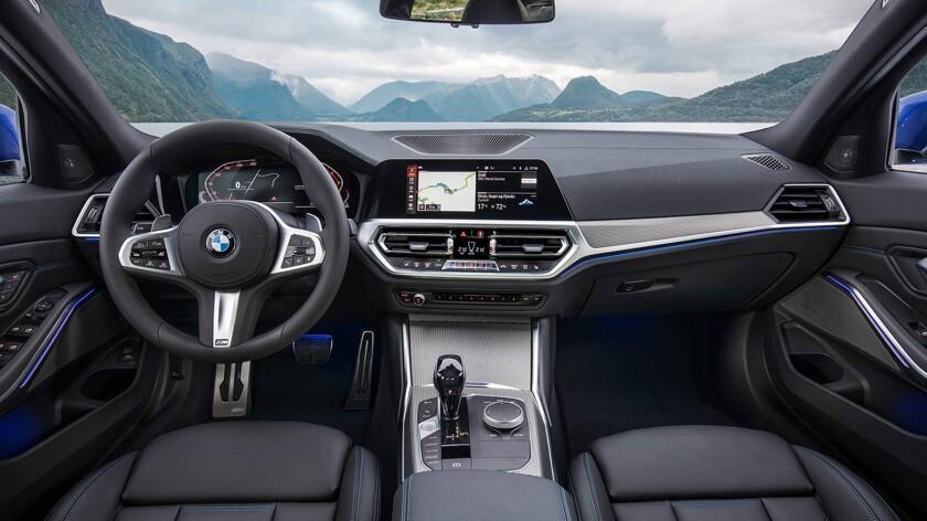 840x0 - Новая BMW 3-й серии: М-пакет уже в базе (только для России)