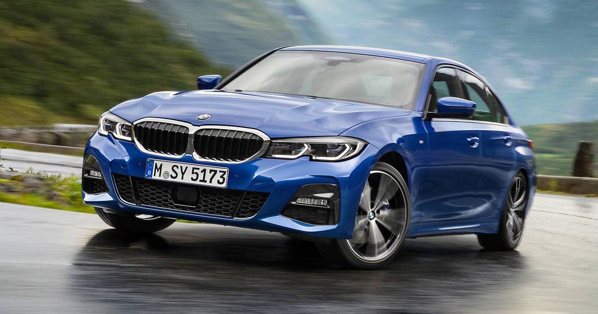 fpng - Новая BMW 3-й серии: М-пакет уже в базе (только для России)