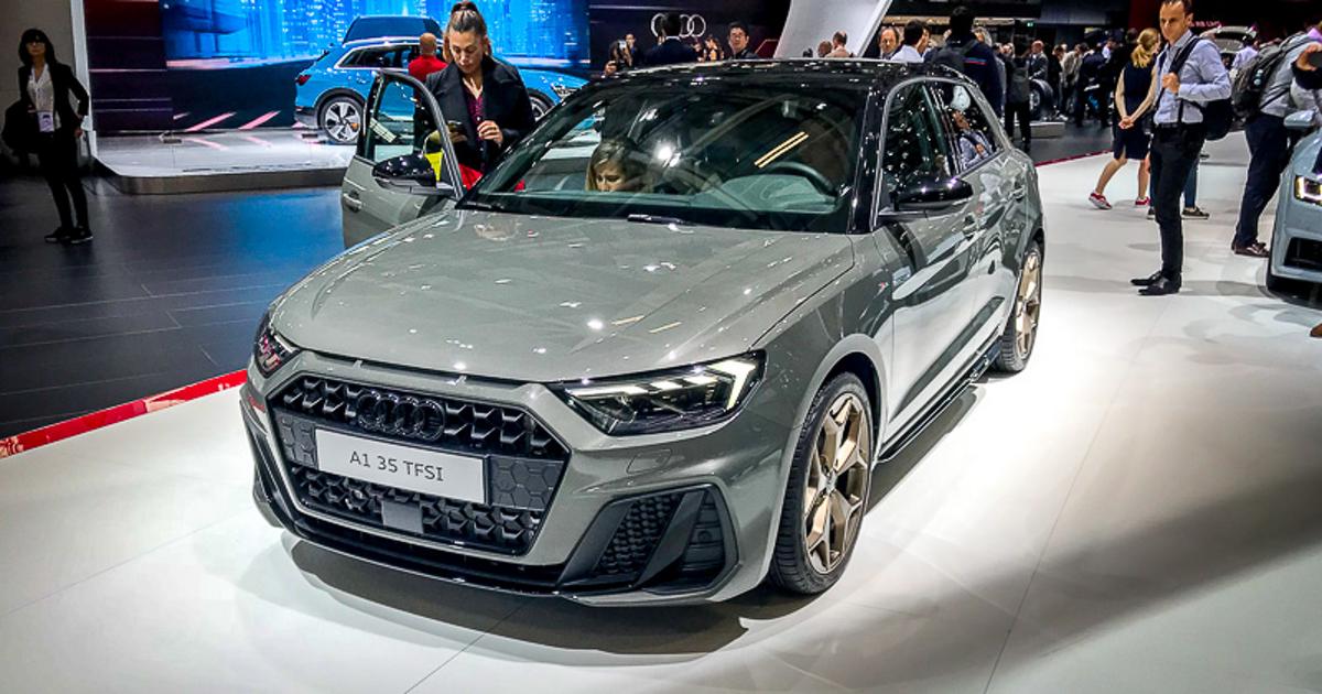 fpng - Новая маленькая Audi: таким был Volkswagen Golf III