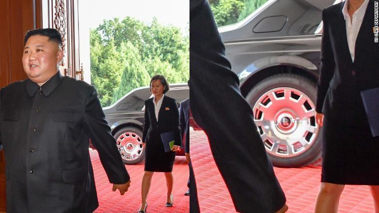 Усеверокорейского лидера Ким Чен Ына появился новый вариант машины  Роллс-ройс