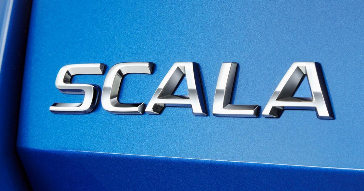 fpng - «Скала» - новый автомобиль марки Skoda