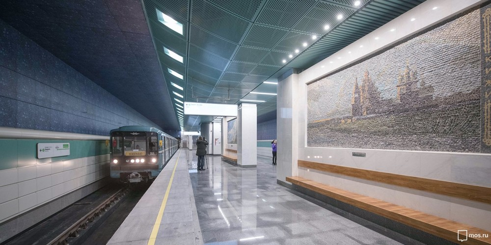 1000x0 - В Москве открылась 260-я станция метро (фото)
