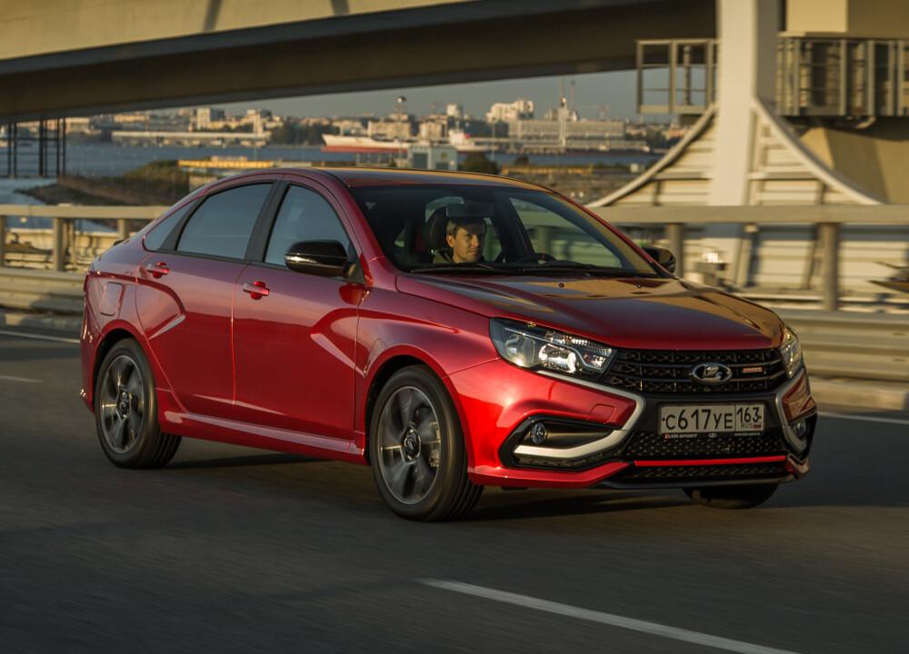 Волжский автомобильный завод назвал цену на новейшую Лада Vesta Sport