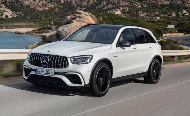 Мощный кроссовер Mercedes: обновление для GLC 63