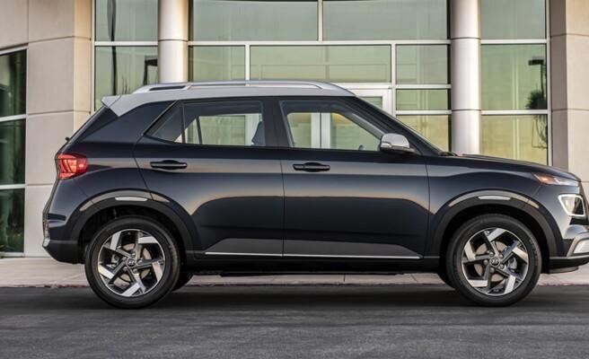 Hyundai представила свой самый маленький (и дешевый) кроссовер