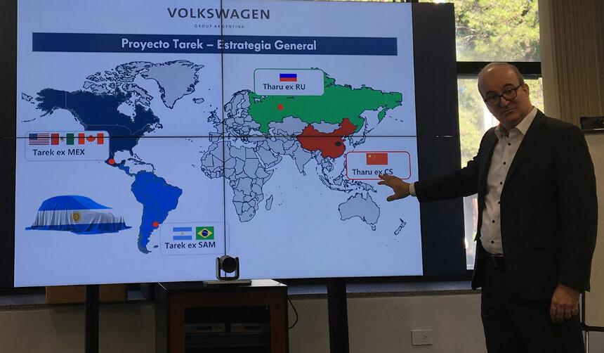 VW выбрал название для нового русского кроссовера