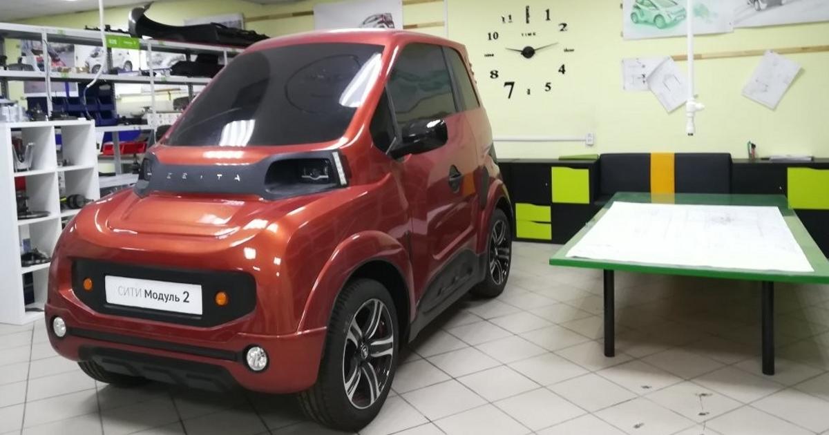 fpng - Российский электрокар успел подорожать еще до старта продаж - автоновости