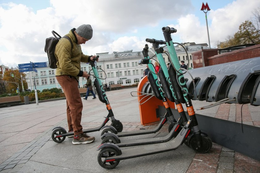 Делай ноги: кто ворует прокатные велосипеды и самокаты - автоновости