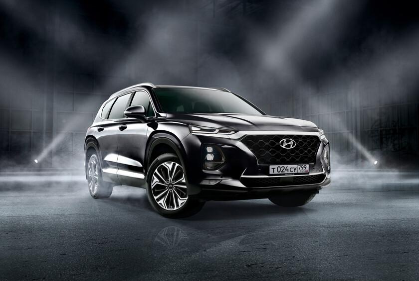 840x0 - Hyundai выпустила особую версию Santa Fe - автоновости
