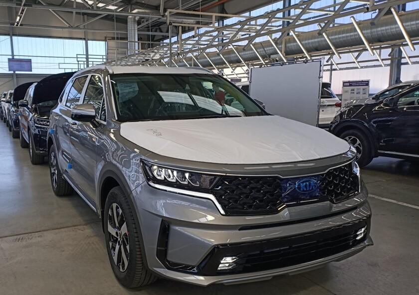 840x0 - В России стартовало производство Kia Sorento - автоновости