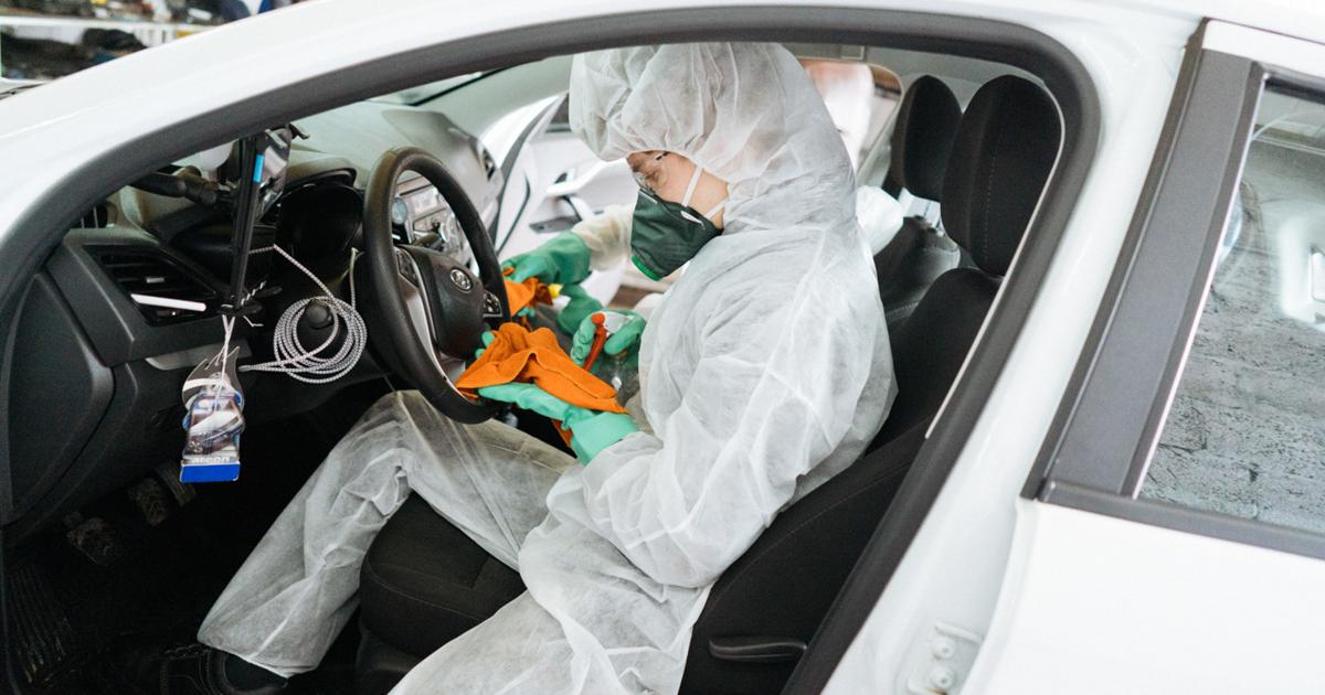 Как открывать окна в машине, чтобы не заразиться коронавирусом - автоновости