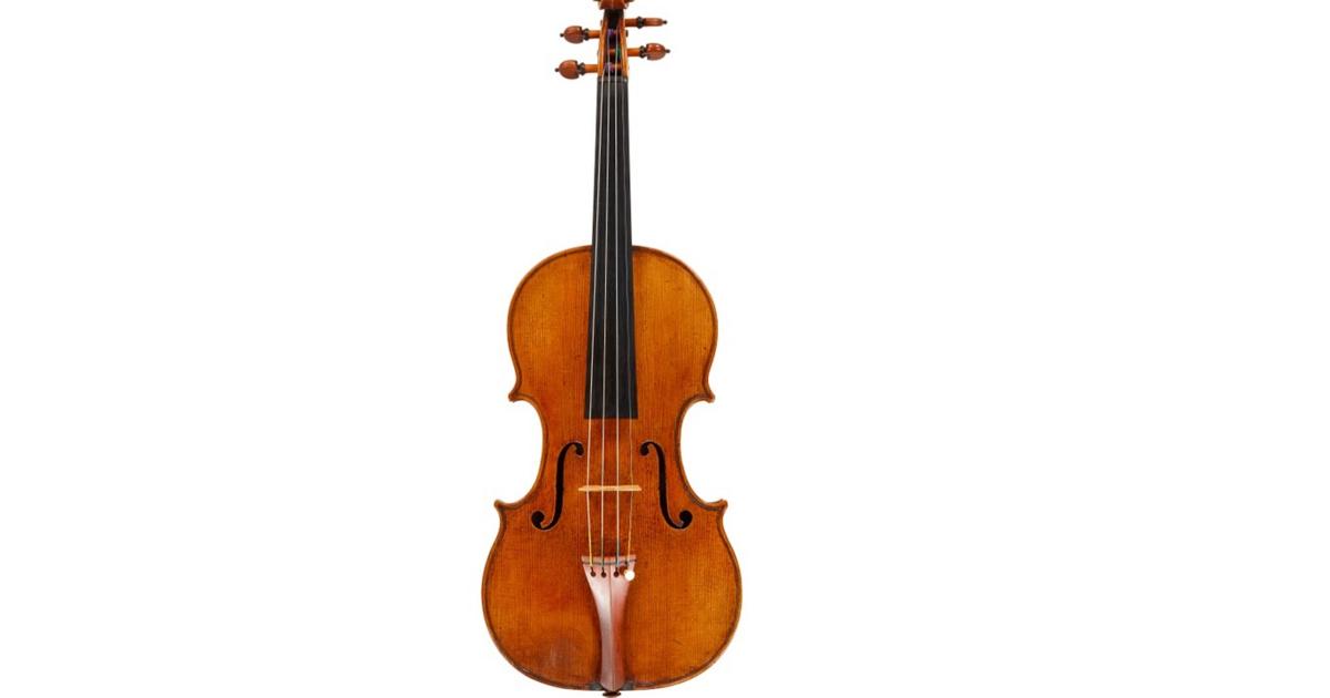 fpng - В США угнали «Теслу» с редкой скрипкой за миллион долларов - автоновости