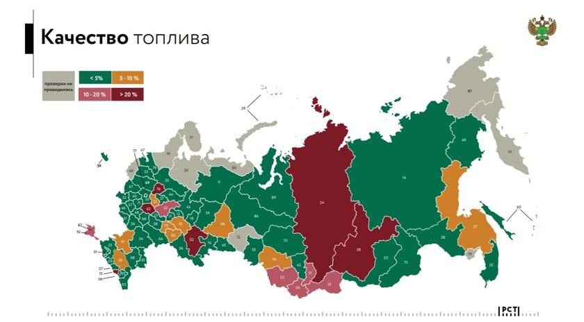 840x0 - На каждой восьмой АЗС в России продают некачественное топливо - автоновости
