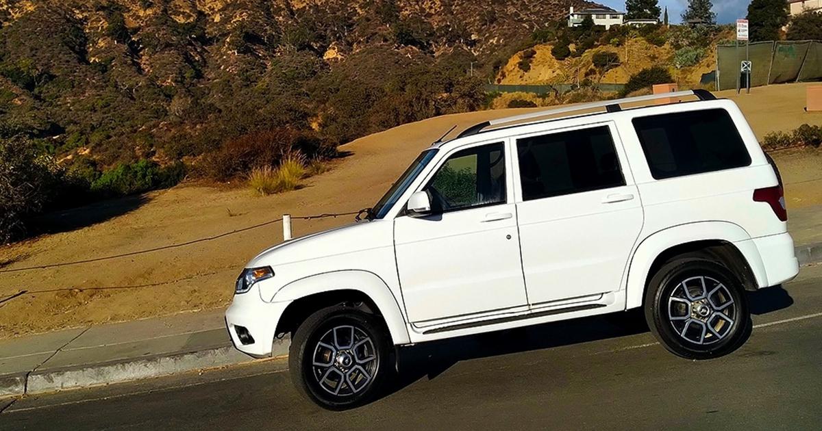 В США оценили УАЗ «Патриот» - автоновости