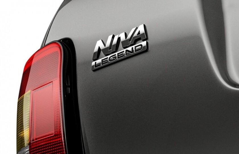«АвтоВАЗ» переименовал Lada 4x4 в «Ниву» - автоновости