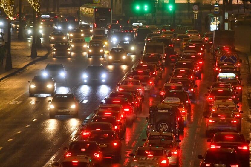 Москва стала лидером по пробкам во всем мире (в этом нашли плюс) - автоновости